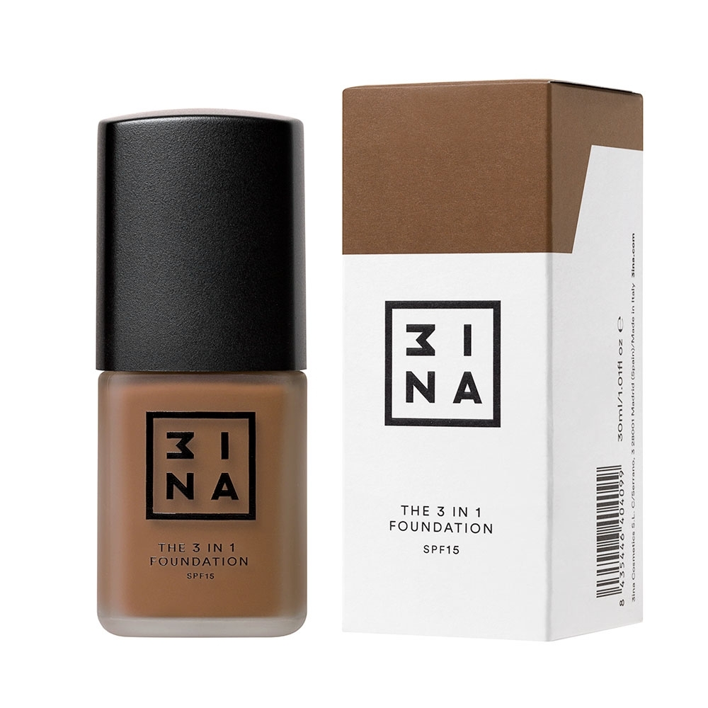 3INA Makeup | The 3in1 Foundation 223 Nude | Vegan
