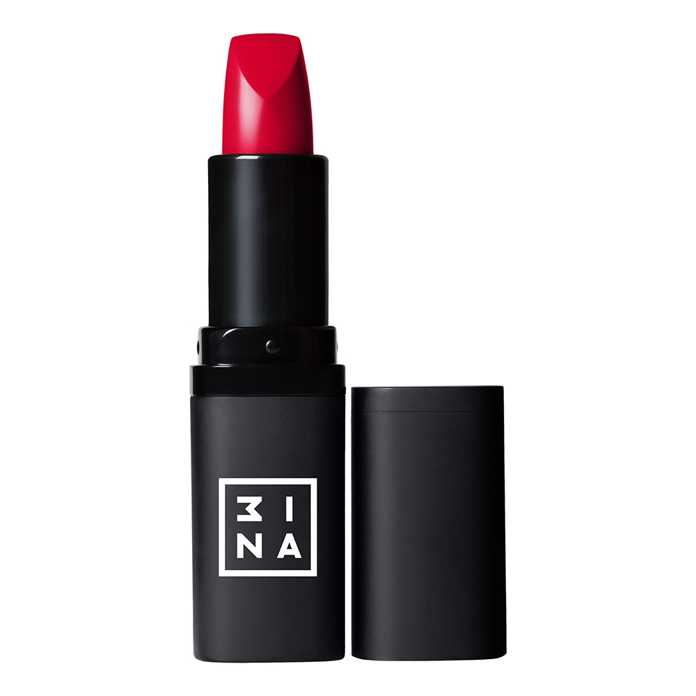 3INA Makeup   The Essential Lipstick 123 Red