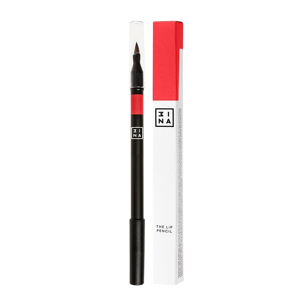 3INA Makeup | The Lip Pencil with Applicator 509 Red