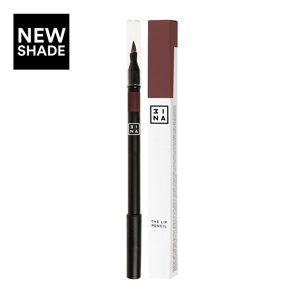 3INA Makeup | The Lip Pencil with Applicator 514 Brown