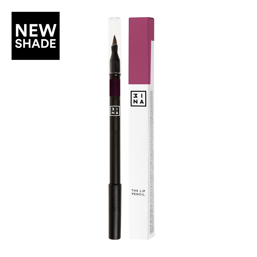 3INA Makeup | The Lip Pencil with Applicator 515 Purple