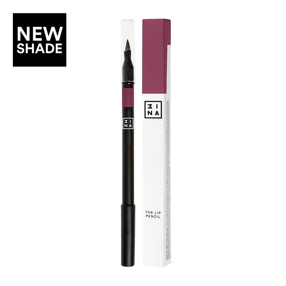 3INA Makeup | The Lip Pencil with Applicator 516 Purple